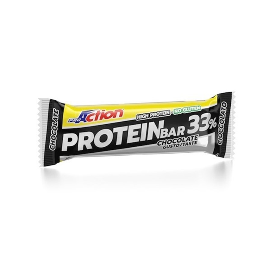 ProAction Protein Bar 33% Cioccolato 50GR