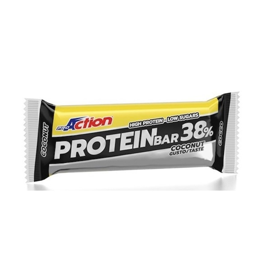 ProAction Protein Bar 38% Cocco 80GR