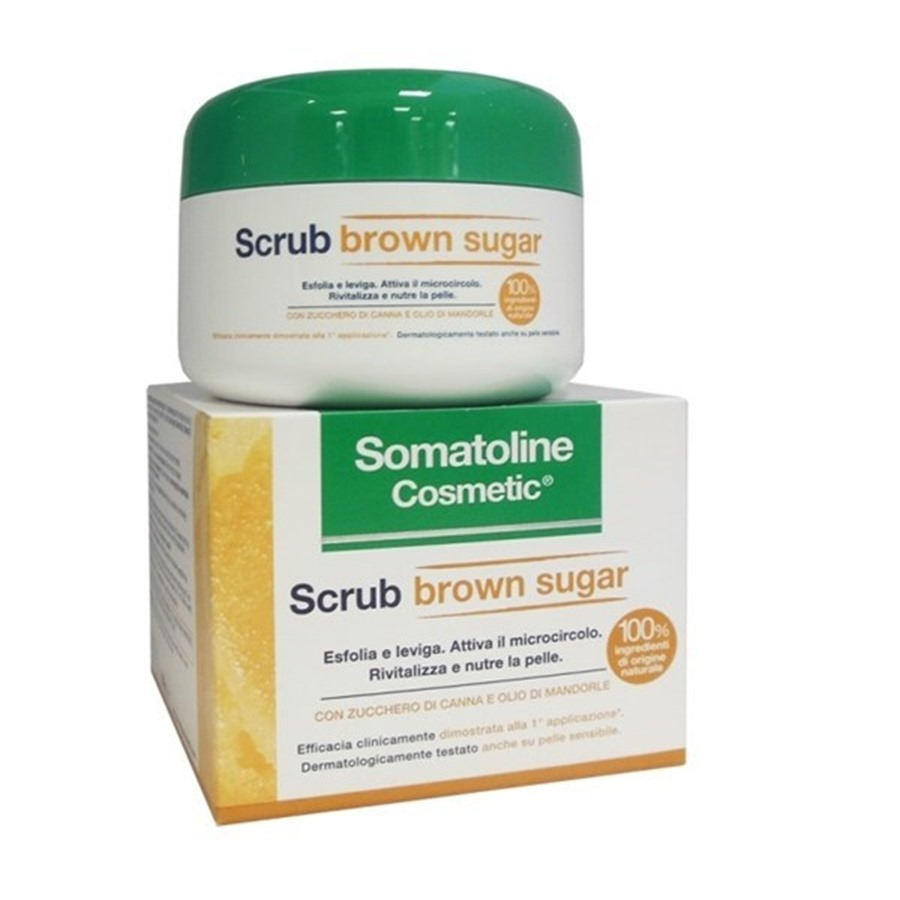 Somatoline Cosmetic Scrub Brown Sugar 350GR