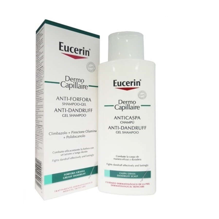 Eucerin Shampoo Gel Antiforfora 250ML