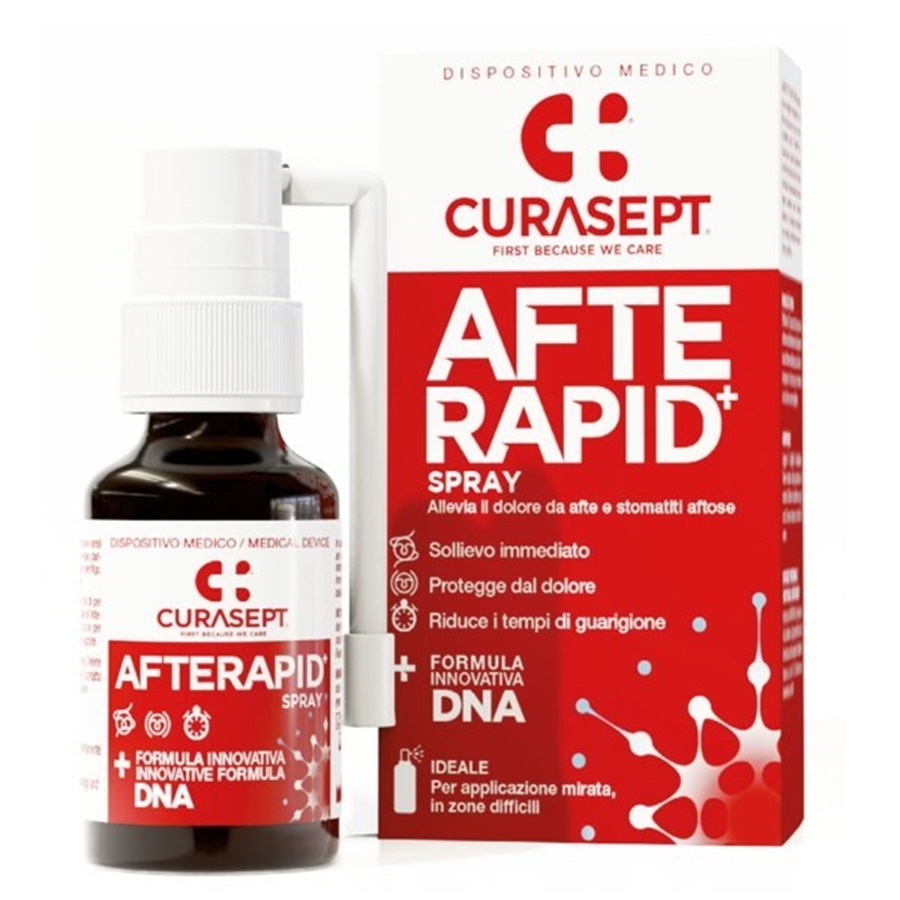 Curasept Afte Rapid Spray 15ML