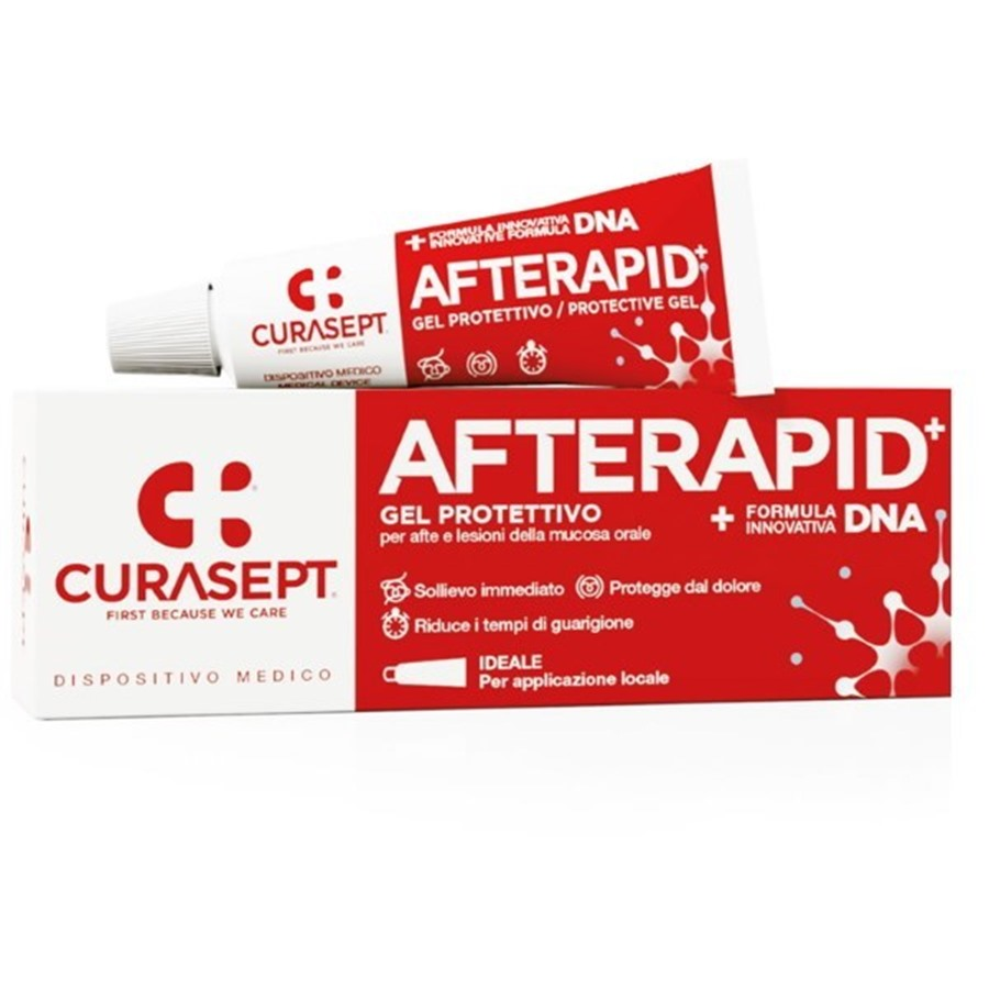 Curasept Afte Rapid Gel Protettivo 10ML