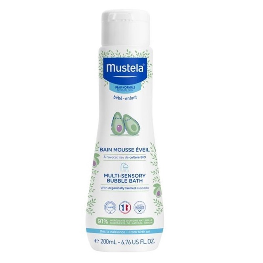 Mustela Bagnetto Mille Bolle 200ML