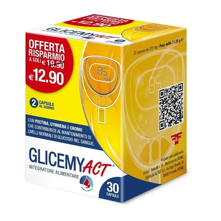 Glicemy ACT 30 Capsule