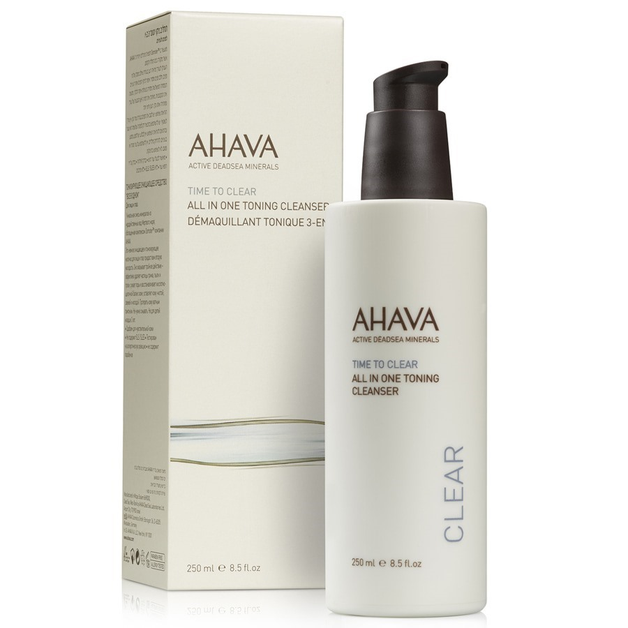Ahava All In One Toning Cleanser Flacone 250ML