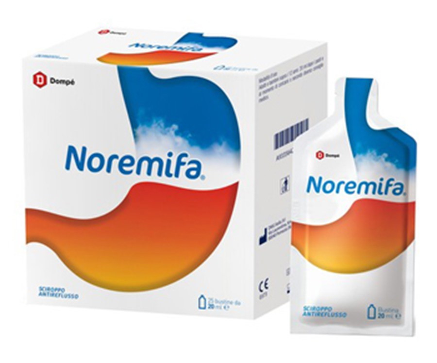 Dompe Noremifa 25Bust 20Ml